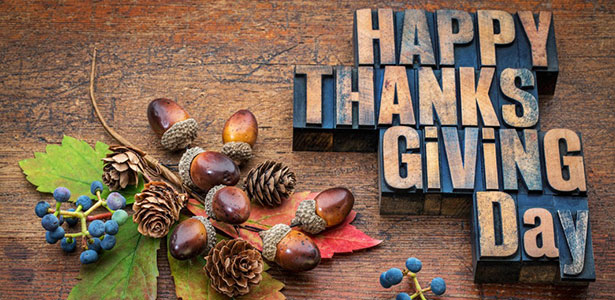 Millennials take on Thanksgivingplatter